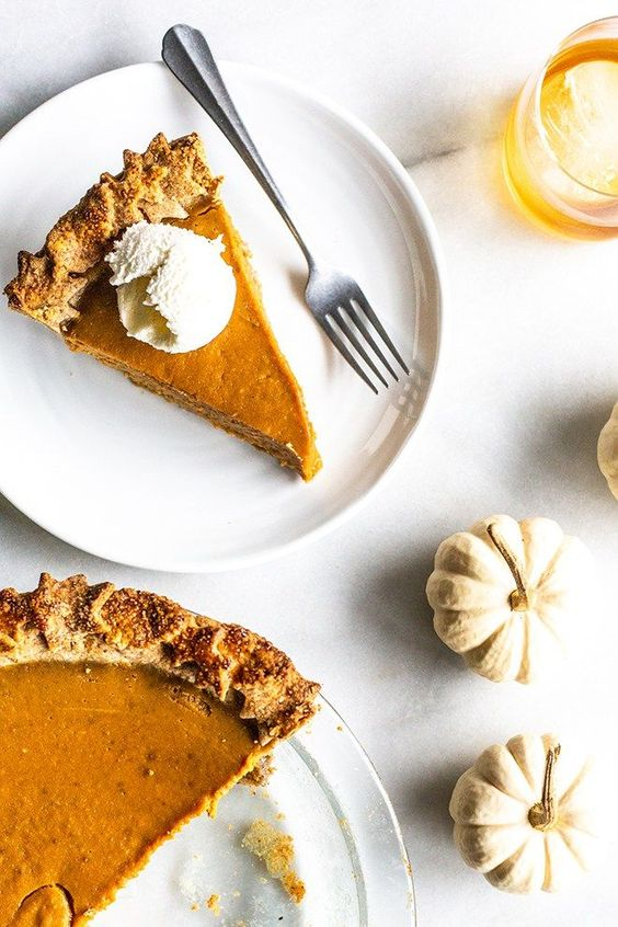 10 Dessert Recipes Perfect For Your A Fall Dinner