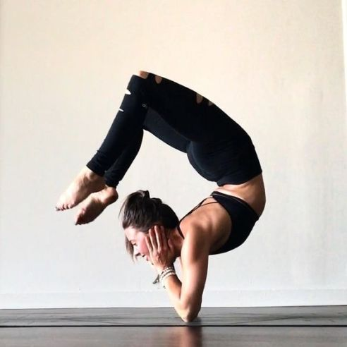 I Practices Yoga For A Month And This Is The Result
