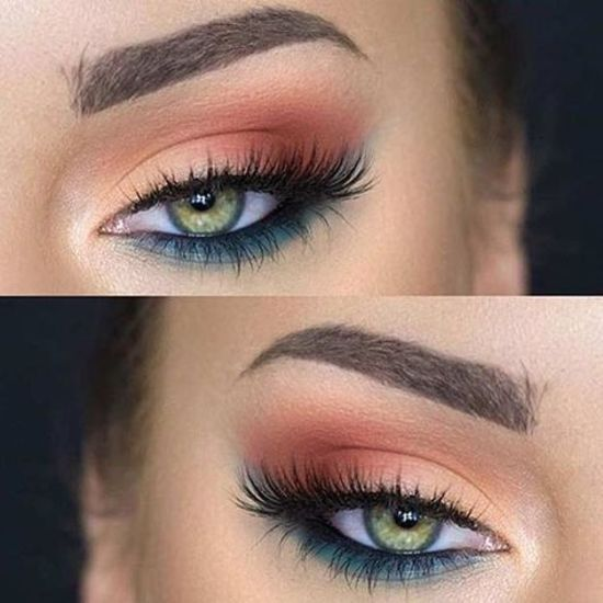 5 Makeup Looks To Try Out For Green Eyes