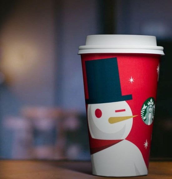 Our Favorite Starbucks Holiday Cups Over The Years