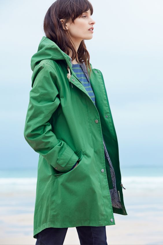 10 Slick Raincoats You Need For Spring