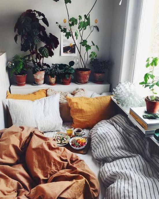 Küchenhelfer für den Schlafsaal