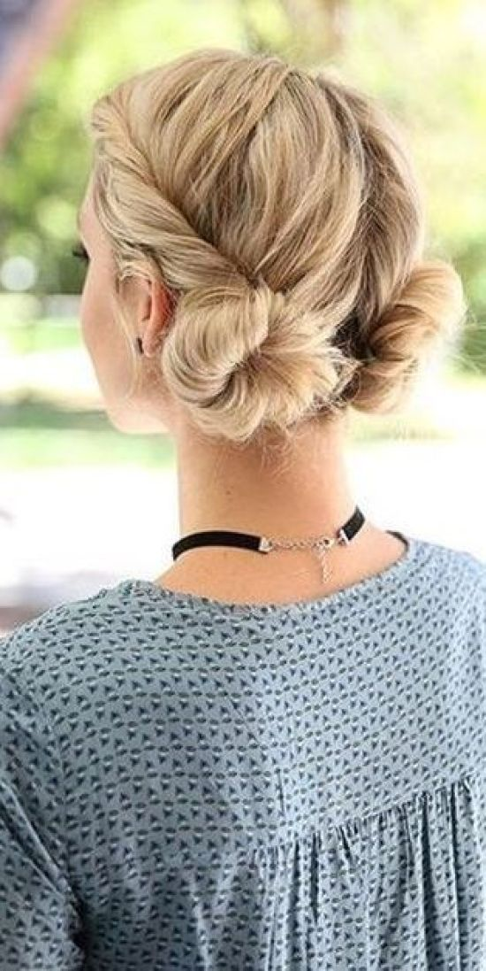 Cute Summer Hairstyles That Will Keep Your Hair Off Your Face