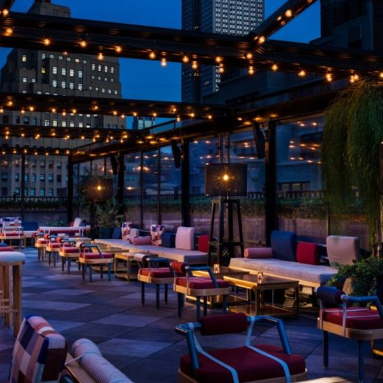 10 Rooftop Bars You Need To Try In NYC