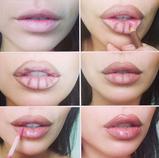 How To Get Fuller Lips That Will Leave People Shook