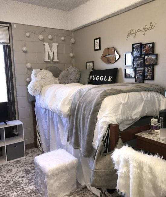 10 Simple Ways To Dress Up Your Dorm Room On A Budget