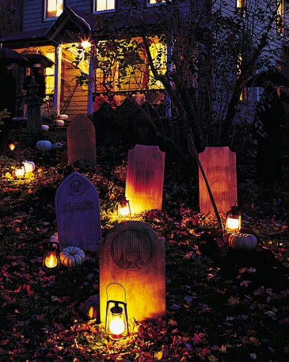 Having A Halloween Party? Check Out These Decorations For Inspo