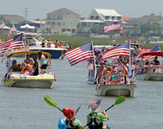 The Best Places To Celebrate 4th of July in the USA