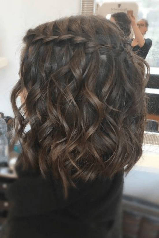 30 Prom Hairstyles Every Girl With Short Hair Will Love