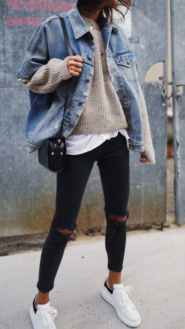 *10 Cute Back To School Outfits That Are Perfect For The Fall