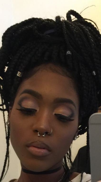 10 Nose Piercing Studs That Are Cute AF