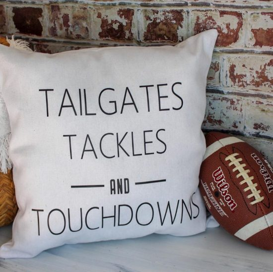 10 Game Day Decor Ideas For The Win