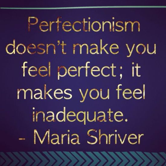 10 Signs You're A Perfectionist