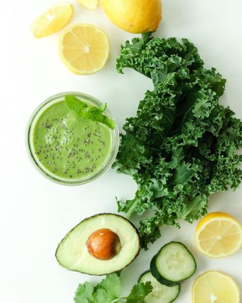 8 Healthy Ways To Spice Up Your Kale Smoothie