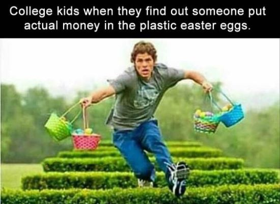 10 Easter Egg Hunt Memes That Accurately Describe The Holiday