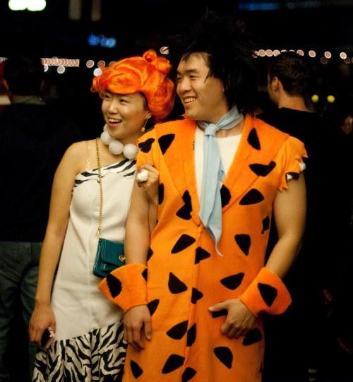 30 Amazing Couples Halloween Costumes