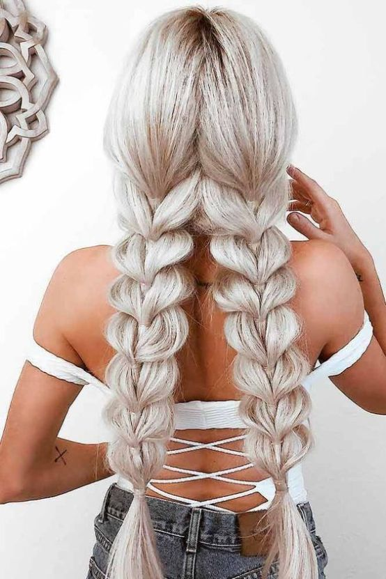 The Hottest Braided Hairstyles For All Hair Lengths
