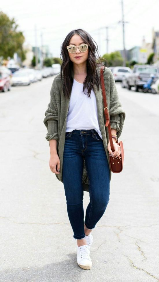 10 Lazy Girl Outfit Ideas For When You Need To Look Put Together In A Hurry