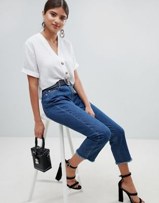 Missguided Straight Leg Jeans from ASOS