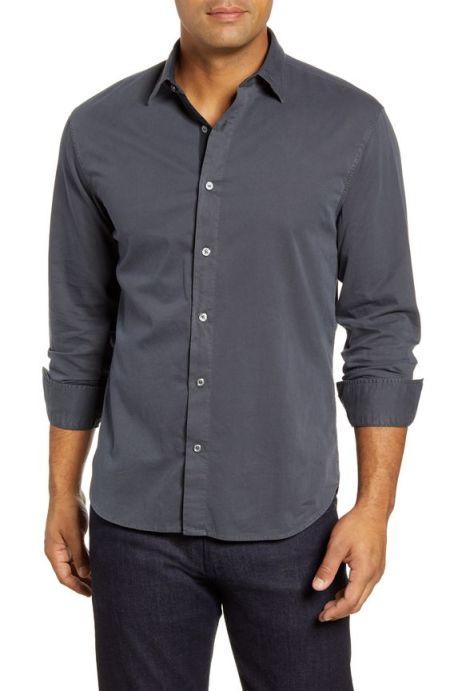 Bugatchi Button-Up Shirt