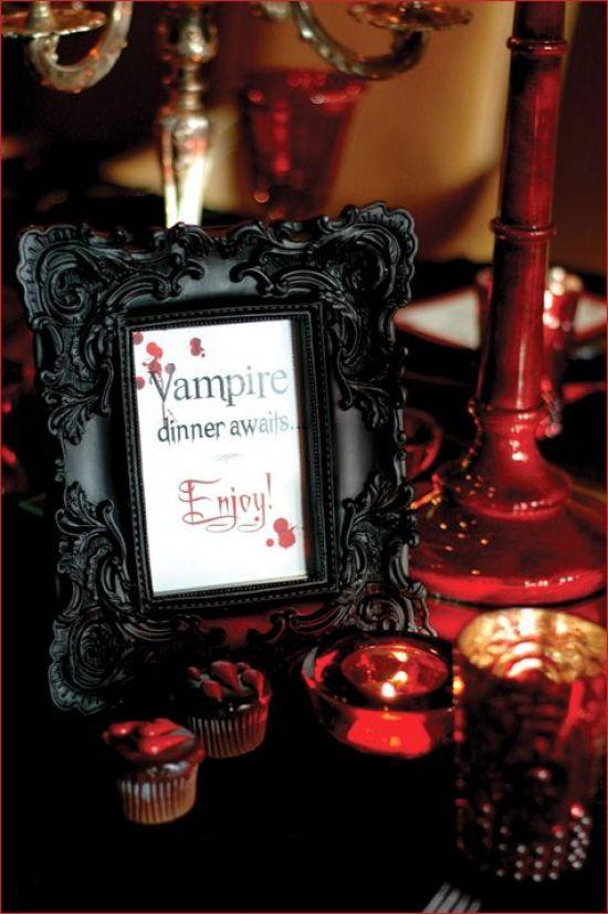 Vampire Dinner Ideas : vampire, dinner, ideas, Dishes, Vampire, Themed, Halloween, Party, Society19