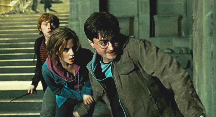 10 Harry Potter Quotes that Make me Smile