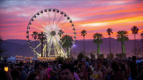 Coachella Just Announced Their Lineup & We're Freaking Out