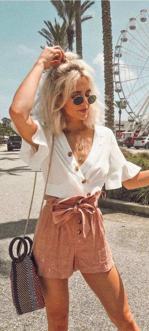 Cute And Festive Outfits To Celebrate Memorial Day