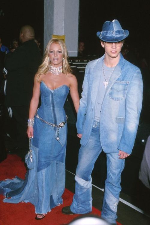 Britney and JT