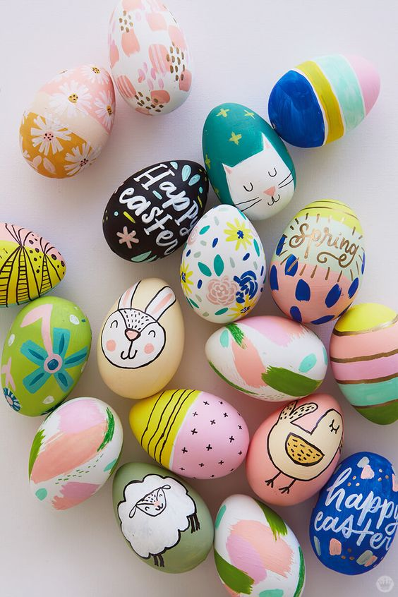 *The Best Easter Decorations To Put Around Your Home
