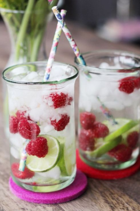 8 Flavored Water Ideas That Will Keep You Hydrated