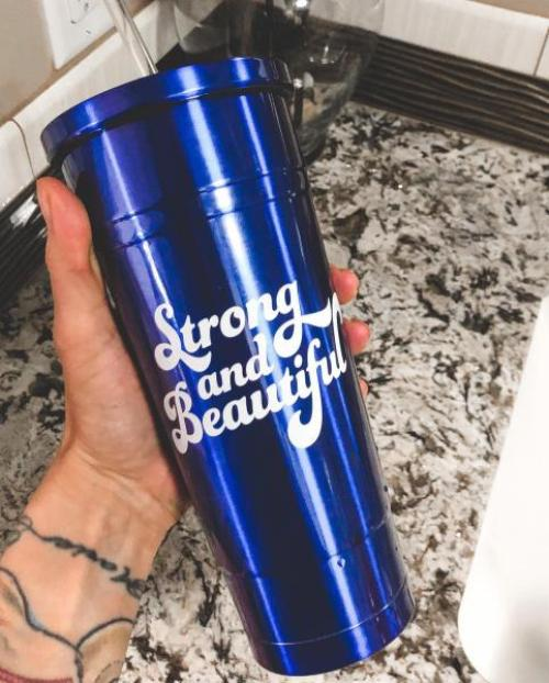 *8 Cute Tumblers To Motivate You To Hydrate