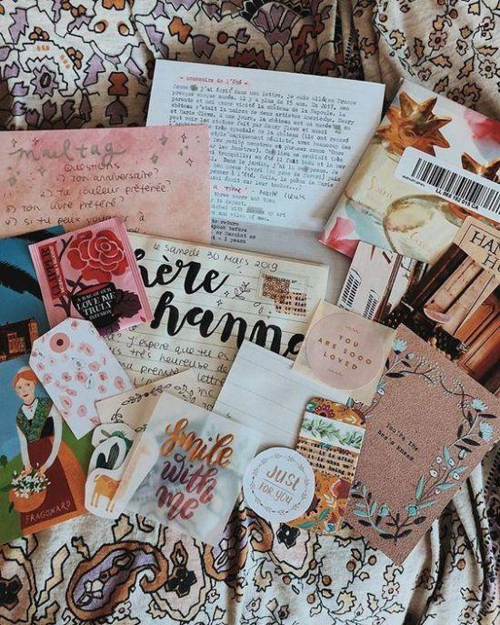 10 Letter Writing Ideas For Stationary Freaks