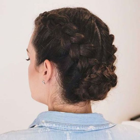 Switch Up Your Look With These Cute Updos