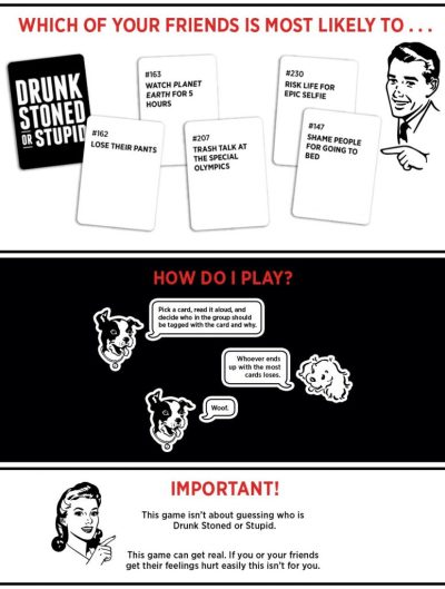 10 Drinking Games You Didn't Know About - Society19 Canada