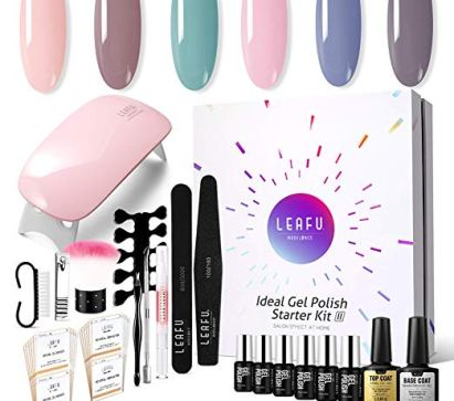 5 Gel Nail Polishes That Are Easy To Remove
