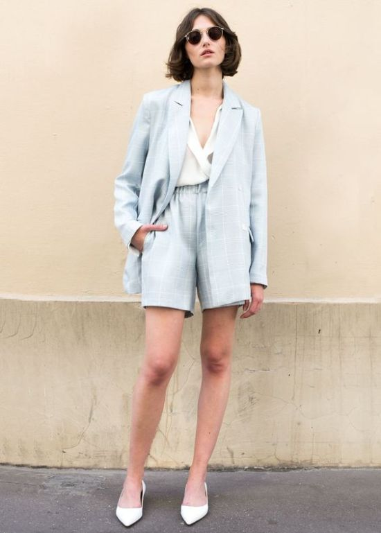 10 Short Suits Every Girl Boss Will Live In This Summer