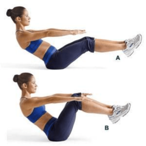 Exercises To Build Core Muscles And Get You Shredded