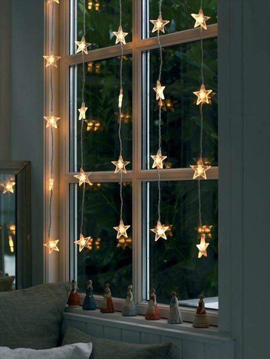 10 Unconventional Ways To Use Twinkle Lights In Your Dorm Room
