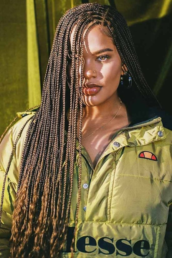 20 Fun Ways To Rock Braids