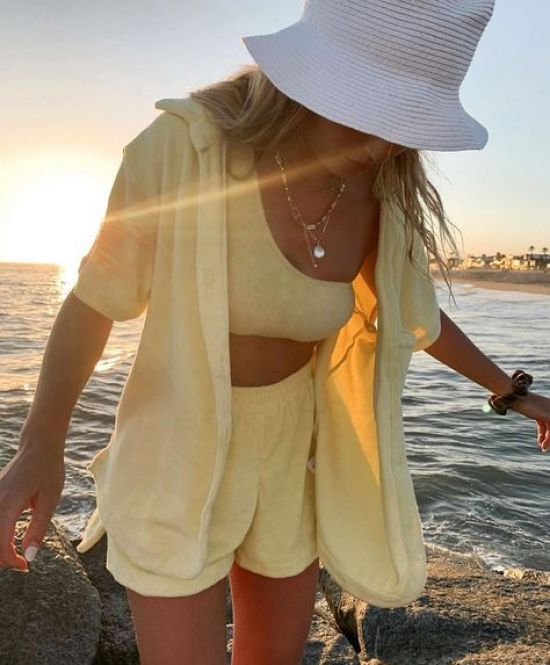 Cute Swimsuit Ideas For That Great Beach Look