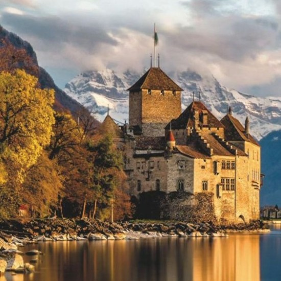 6 European Castles You Should Visit Before You Die