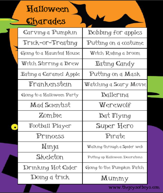 8 Halloween Games You Need At Your Party