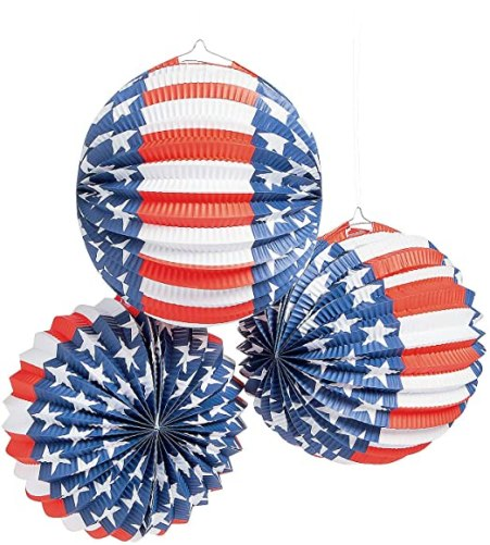 15 Easy and Cheap Labor Day Decorations
