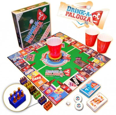 10 Drinking Games You Didn't Know About