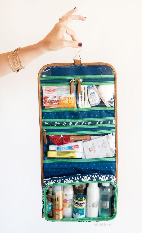 Travel Bag Essentials You Don't Want To Board The Plane Without