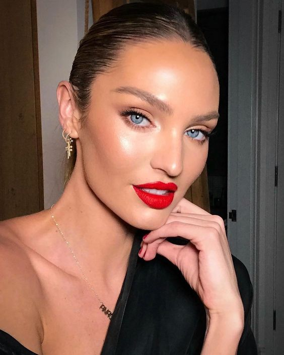How To Ease Into Wearing Red Lipstick