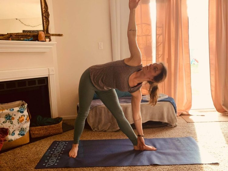 10 Yoga Moves for Lower Back Pain