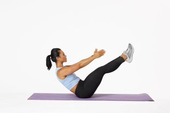 Strengthen your core by adding these ab exercises to your everyday workout routine.