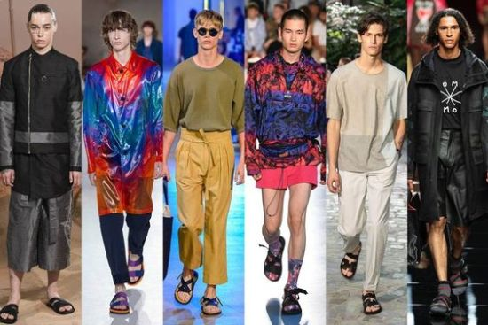 Men's Style : What To Buy Right Now In Fashion